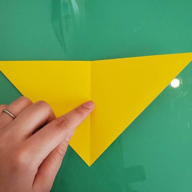 折り紙のザマゼンタ③顔パーツ3(4)