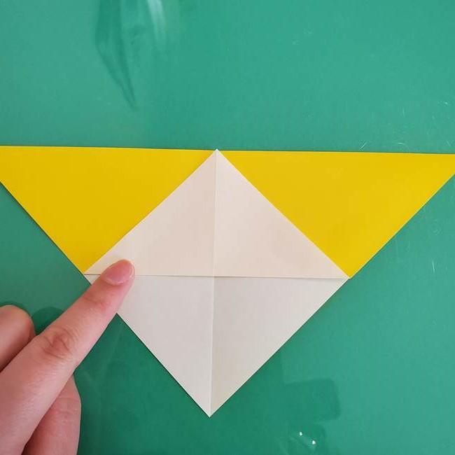 折り紙のザマゼンタ③顔パーツ3(5)