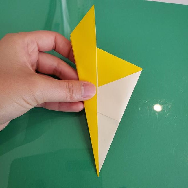 折り紙のザマゼンタ③顔パーツ3(7)