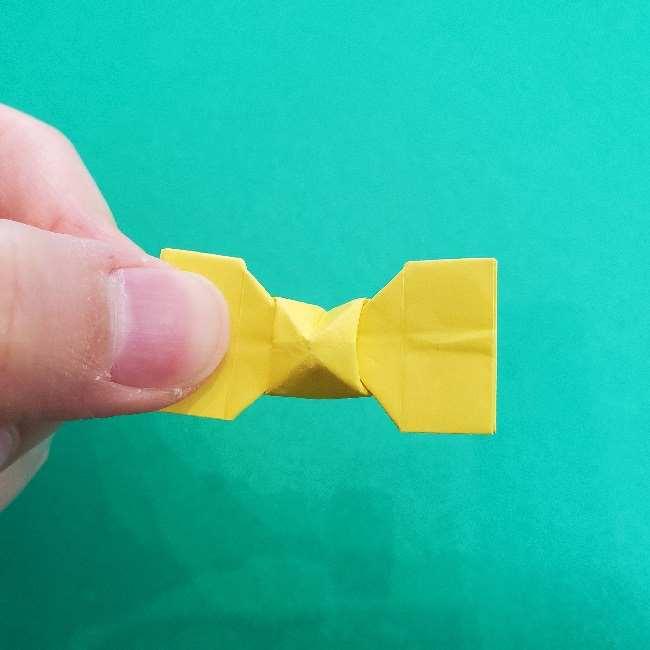 折り紙のミミィちゃんの折り方作り方①リボン (22)