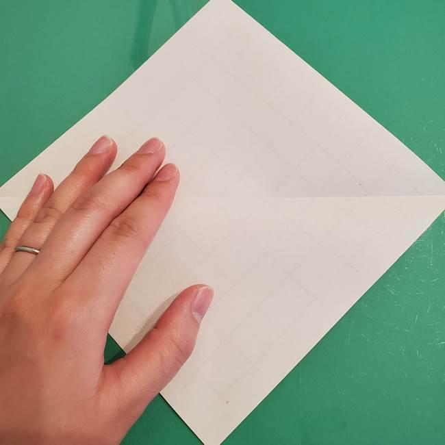 折り紙 メロンパンの折り方作り方(4)