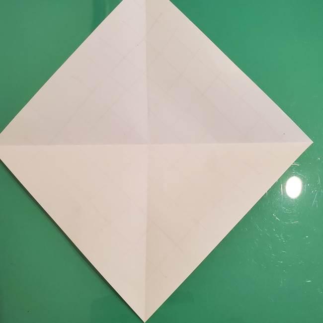 折り紙 メロンパンの折り方作り方(6)