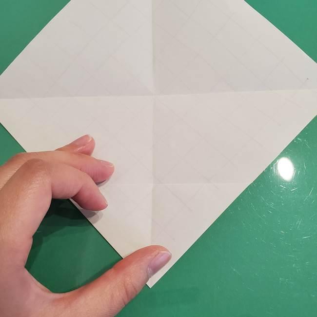 折り紙 メロンパンの折り方作り方(8)