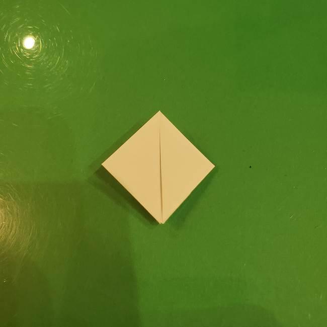 お月見団子のの折り紙(立体)の折り方作り方(16)