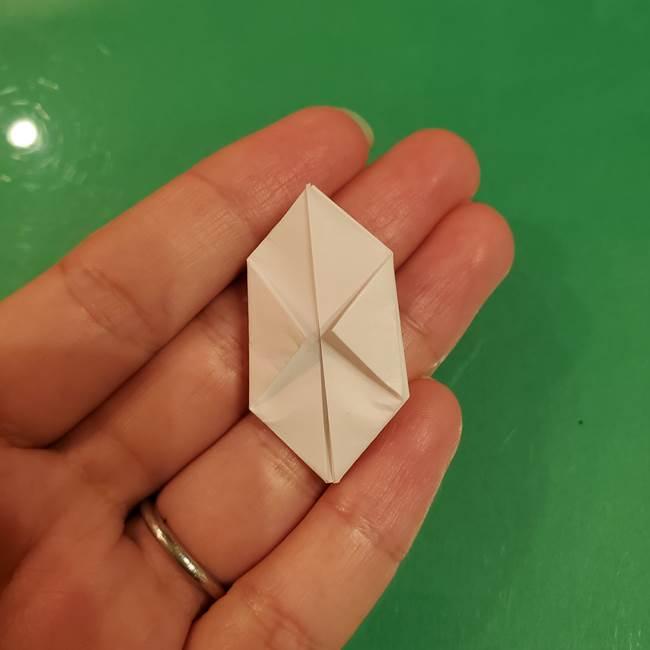お月見団子のの折り紙(立体)の折り方作り方(17)