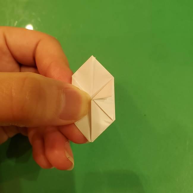 お月見団子のの折り紙(立体)の折り方作り方(19)