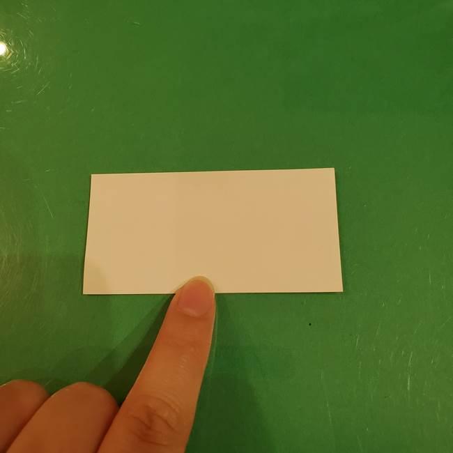お月見団子のの折り紙(立体)の折り方作り方(2)