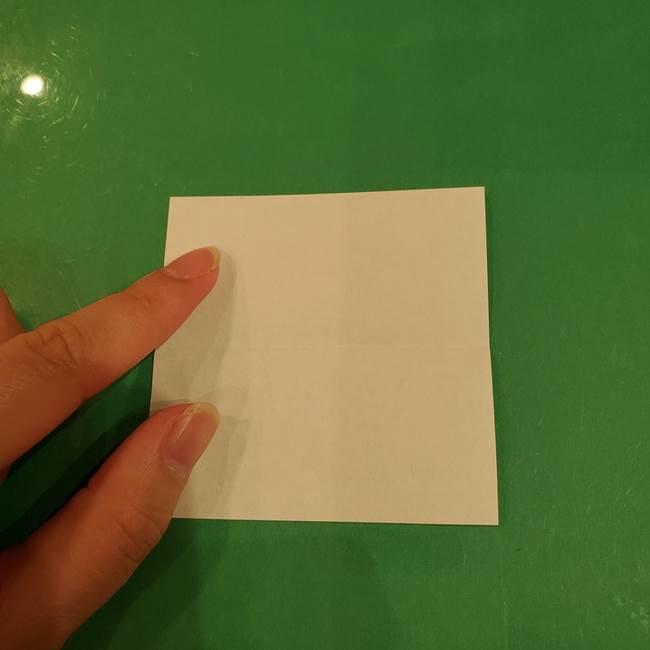 お月見団子のの折り紙(立体)の折り方作り方(3)