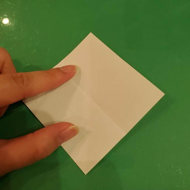 お月見団子のの折り紙(立体)の折り方作り方(5)