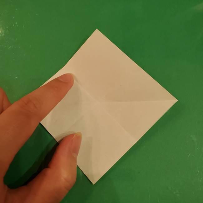 お月見団子のの折り紙(立体)の折り方作り方(7)