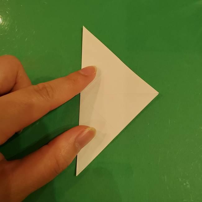 お月見団子のの折り紙(立体)の折り方作り方(8)