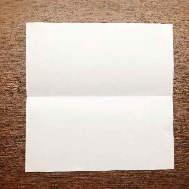 しょくぱんまん 折り紙の作り方折り方 (2)