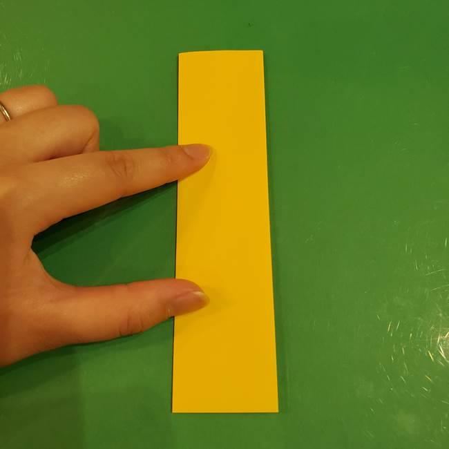 すすきの折り紙の簡単な折り方作り方(立体)(10)