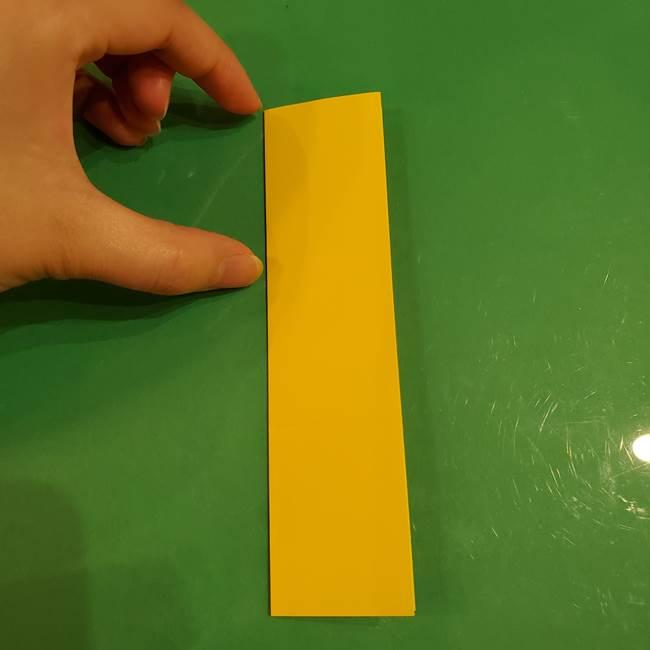 すすきの折り紙の簡単な折り方作り方(立体)(11)