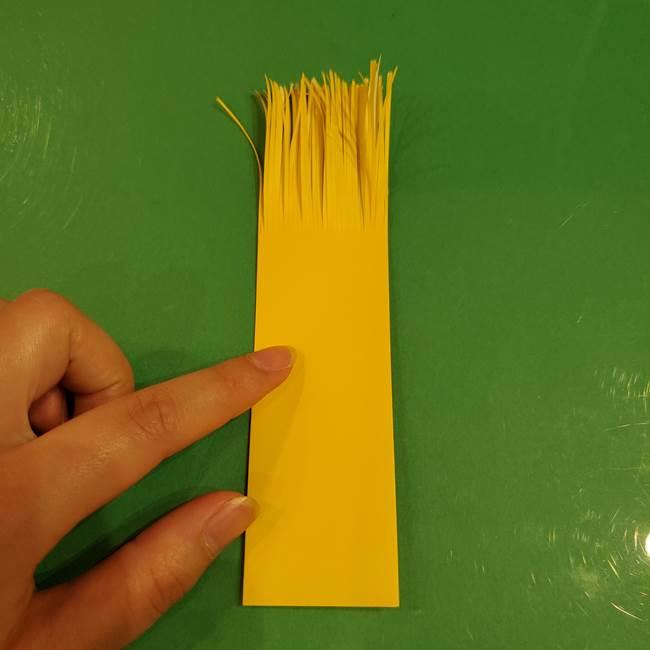 すすきの折り紙の簡単な折り方作り方(立体)(13)
