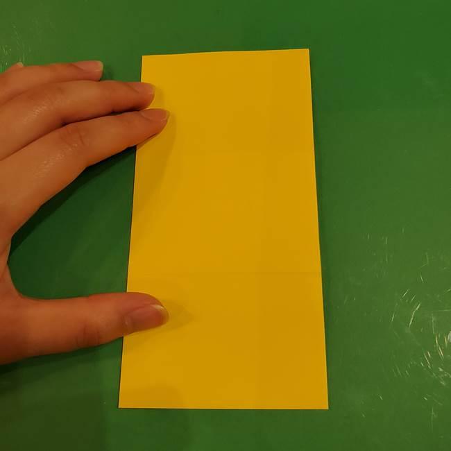 すすきの折り紙の簡単な折り方作り方(立体)(6)