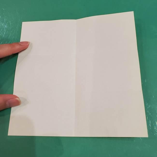 すすきの折り紙の簡単な折り方作り方(立体)(7)