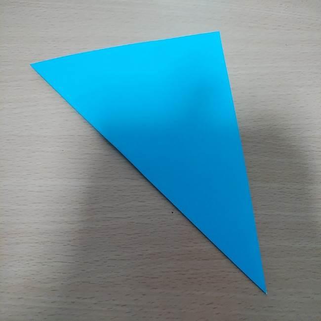 どんぶりまんトリオの折り紙の折り方作り方 (2)