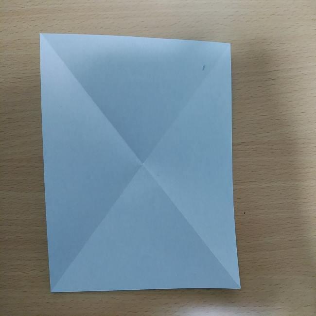 どんぶりまんトリオの折り紙の折り方作り方 (4)