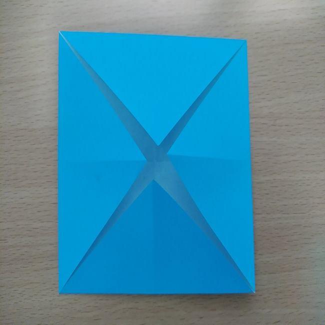 どんぶりまんトリオの折り紙の折り方作り方 (5)
