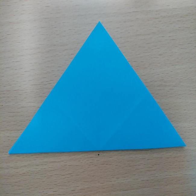 どんぶりまんトリオの折り紙の折り方作り方 (6)