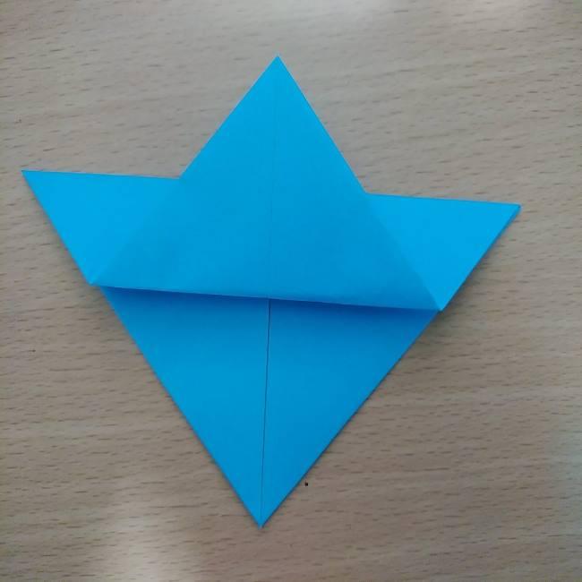 どんぶりまんトリオの折り紙の折り方作り方 (7)