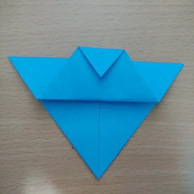 どんぶりまんトリオの折り紙の折り方作り方 (8)