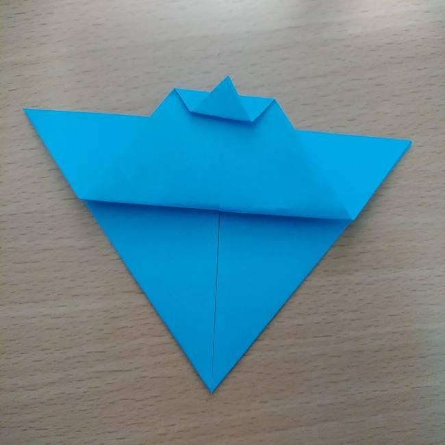 どんぶりまんトリオの折り紙の折り方作り方 (9)