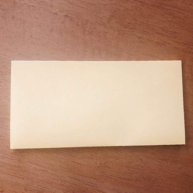 クリームパンダの折り紙 簡単な作り方折り方 (1)