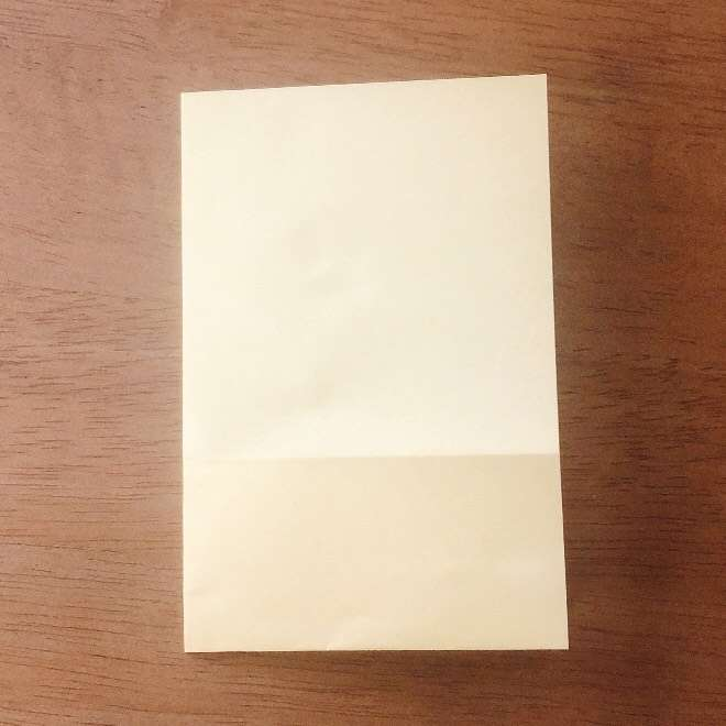 クリームパンダの折り紙 簡単な作り方折り方 (3)