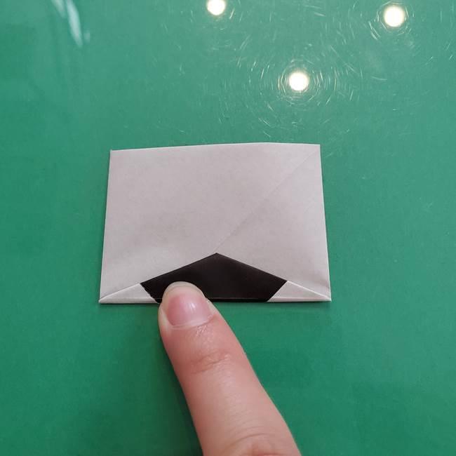 クロミちゃんの折り紙 折り方作り方②顔2(20)