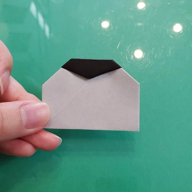 クロミちゃんの折り紙 折り方作り方②顔2(23)