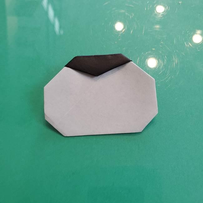 クロミちゃんの折り紙 折り方作り方②顔2(24)