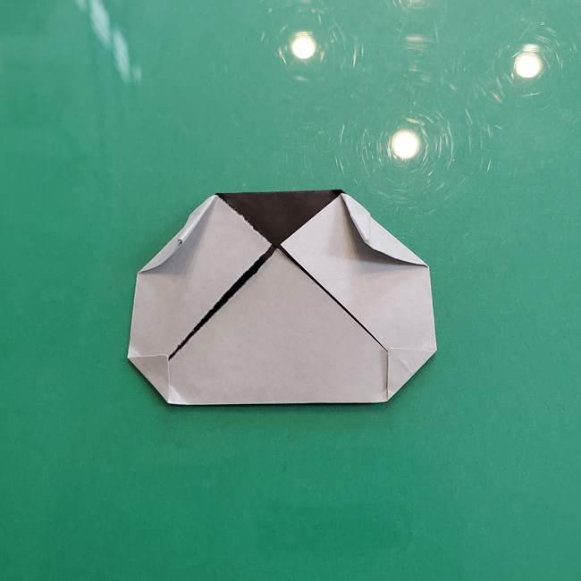 クロミちゃんの折り紙 折り方作り方②顔2(25)