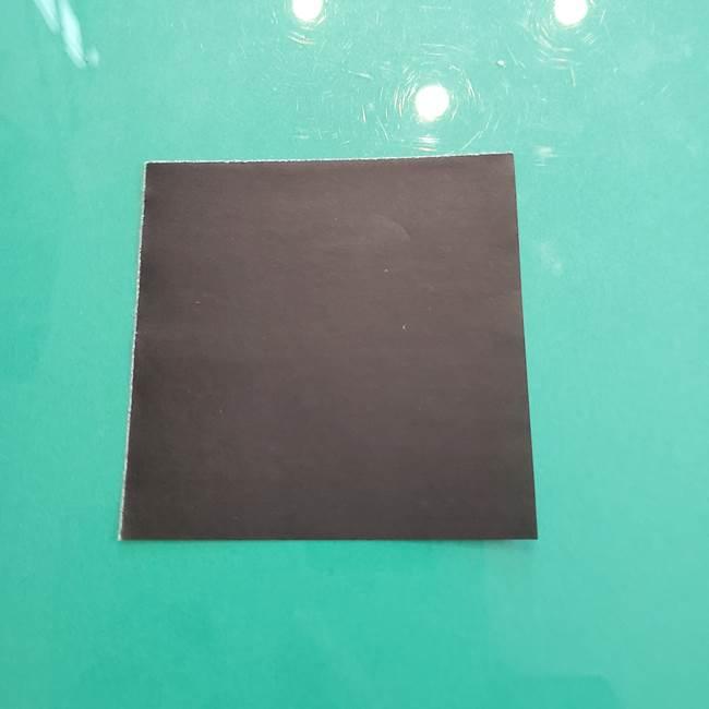 クロミちゃんの折り紙 折り方作り方④体(1)