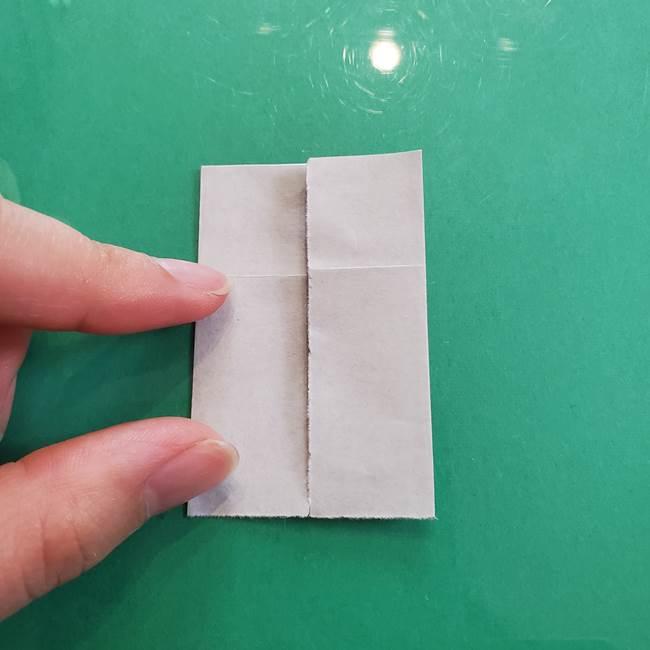 クロミちゃんの折り紙 折り方作り方④体(11)