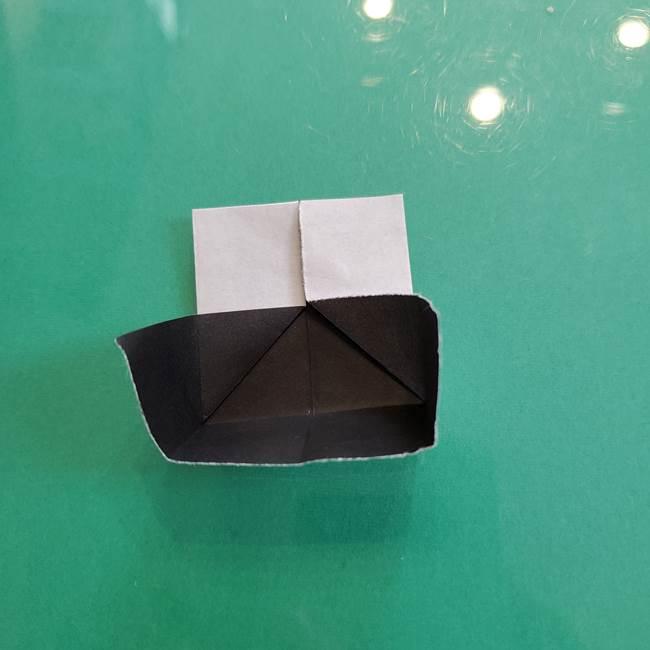 クロミちゃんの折り紙 折り方作り方④体(16)