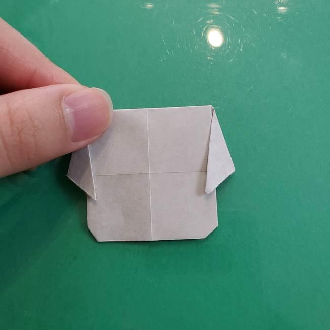 クロミちゃんの折り紙 折り方作り方④体(20)