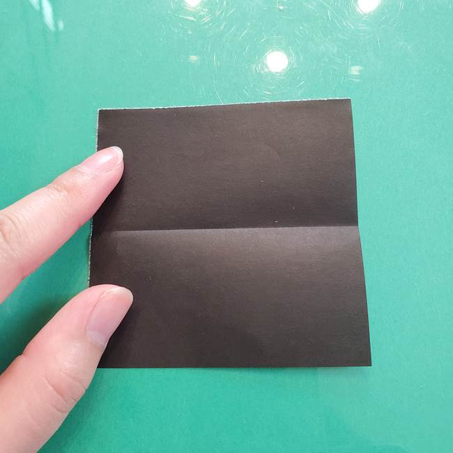 クロミちゃんの折り紙 折り方作り方④体(3)