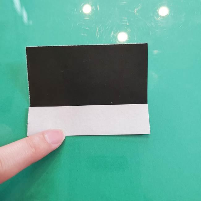 クロミちゃんの折り紙 折り方作り方④体(4)