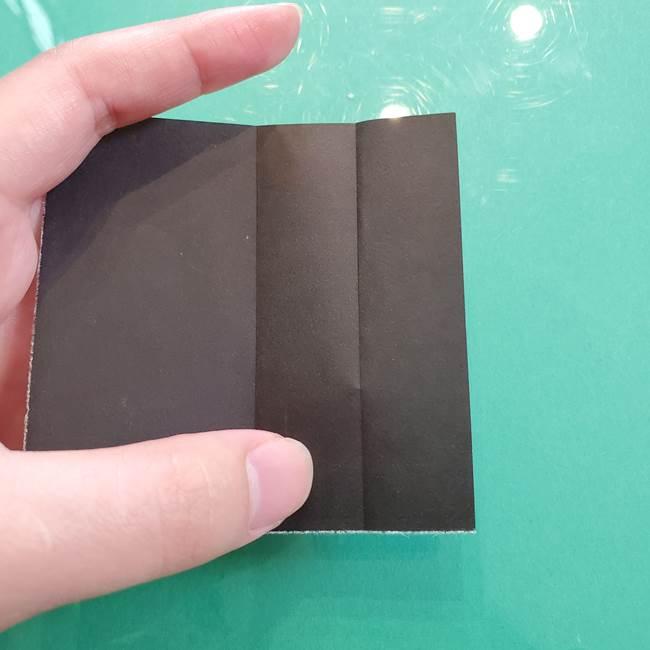 クロミちゃんの折り紙 折り方作り方④体(5)
