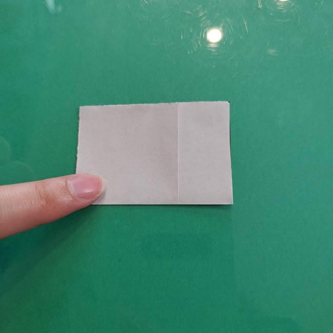 クロミちゃんの折り紙 折り方作り方④体(8)