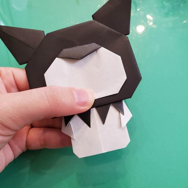 クロミちゃんの折り紙 折り方作り方⑥完成(10)