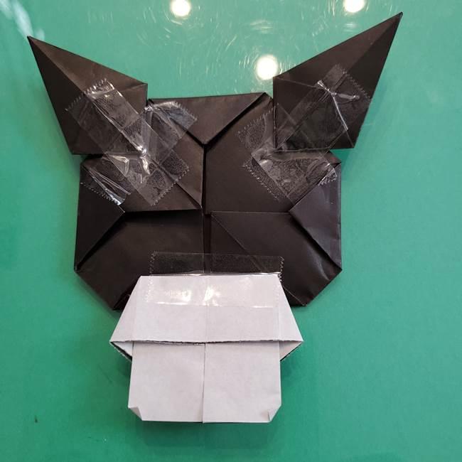 クロミちゃんの折り紙 折り方作り方⑥完成(11)