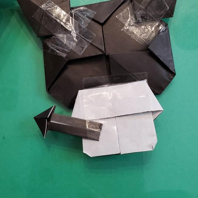 クロミちゃんの折り紙 折り方作り方⑥完成(12)