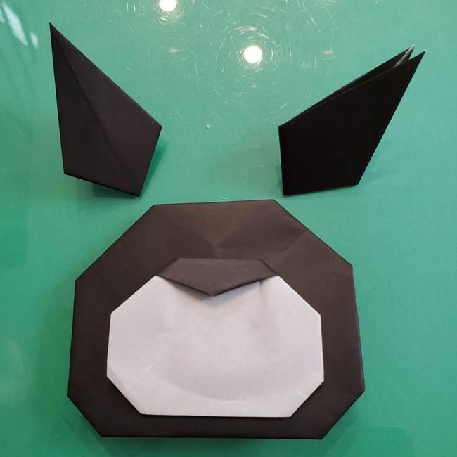 クロミちゃんの折り紙 折り方作り方⑥完成(3)