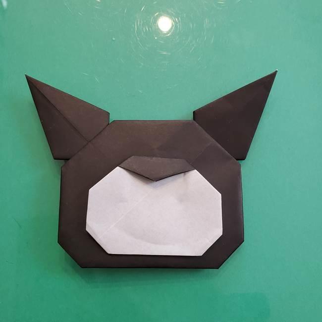 クロミちゃんの折り紙 折り方作り方⑥完成(4)