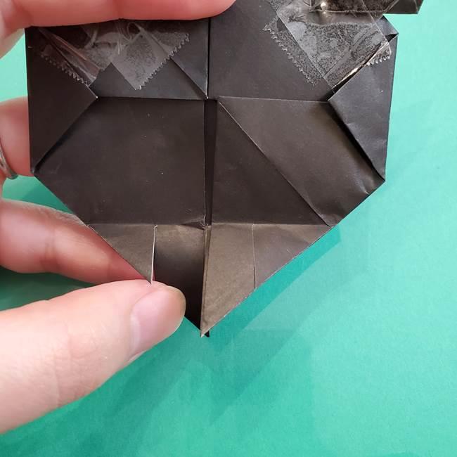 クロミちゃんの折り紙 折り方作り方⑥完成(6)