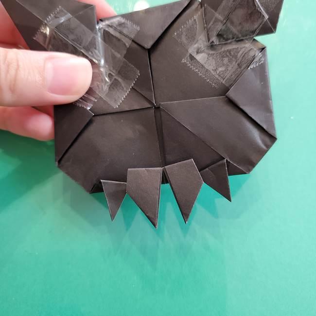 クロミちゃんの折り紙 折り方作り方⑥完成(8)