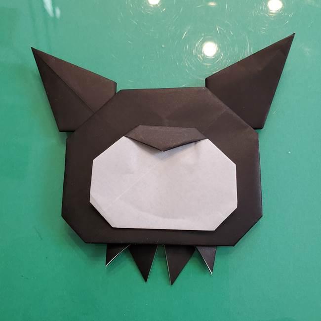 クロミちゃんの折り紙 折り方作り方⑥完成(9)